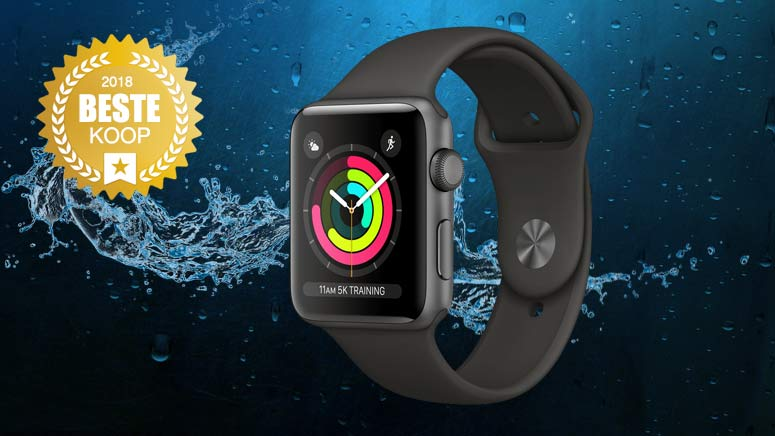 Apple Watch Series 3 Smartwatch Kopen 2018