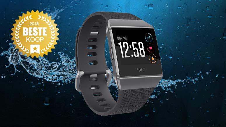 Fitbit Ionic Smartwatch Kopen 2017 - 2018