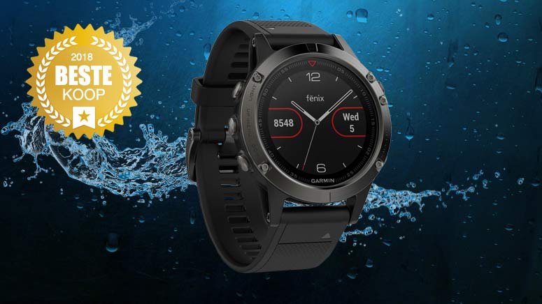 Garmin Fenix 5 Activity Tracker Kopen 2018