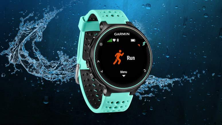 Garmin Forerunner 235 Sporthorloge GPS en Waterdicht