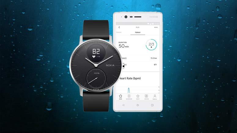 Nokia Steel HR 2018 - De activity tracker die je hart sneller laat kloppen!