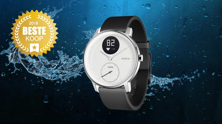 Nokia Steel - Activity tracker & Sleep Watch
