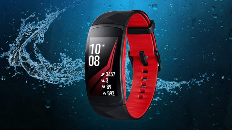 Samsung Gear Fit2 Pro activity tracker 2018