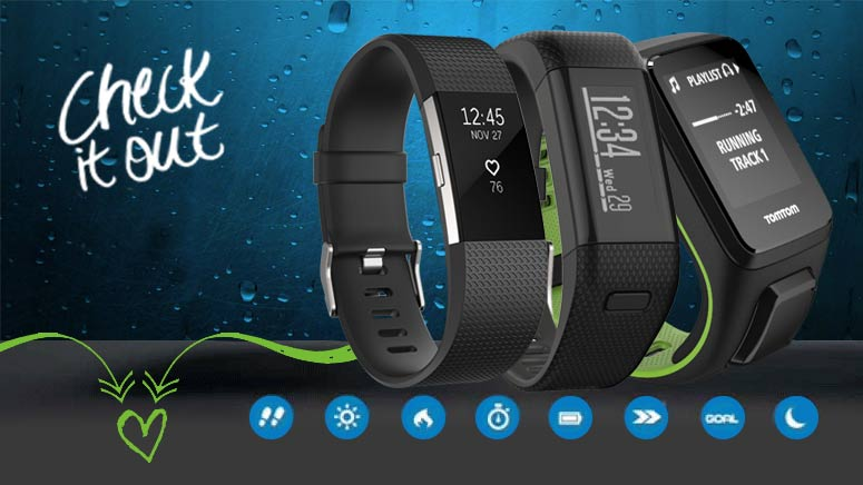 Top 3 Beste Fitbit en Activity Trackers van 2018!