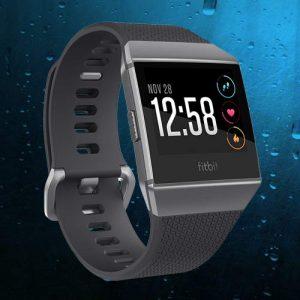 fitbit ionic activity tracker kopen smartwatch sporthorloge