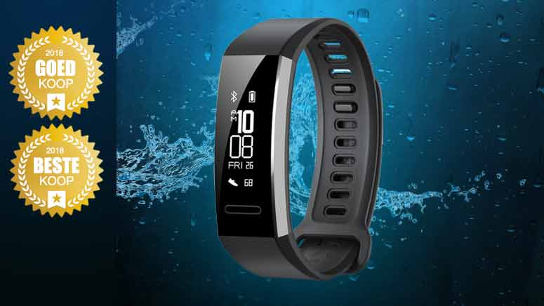 Huawei Band 2 Pro Activity Tracker Zwemmen